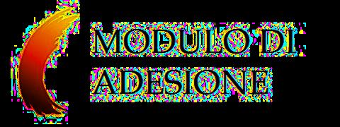 Modulo di adesione